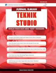 cover jurnal teknik studio